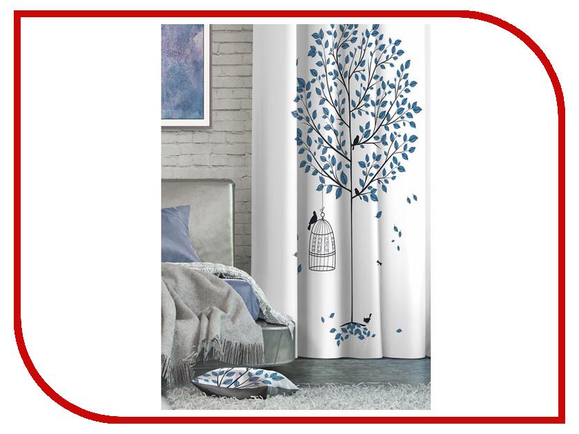 Штора Волшебная Ночь Dove 150x270cm Gabardin 716617 рулонная штора волшебная ночь 120x175 стиль прованс рисунок emma