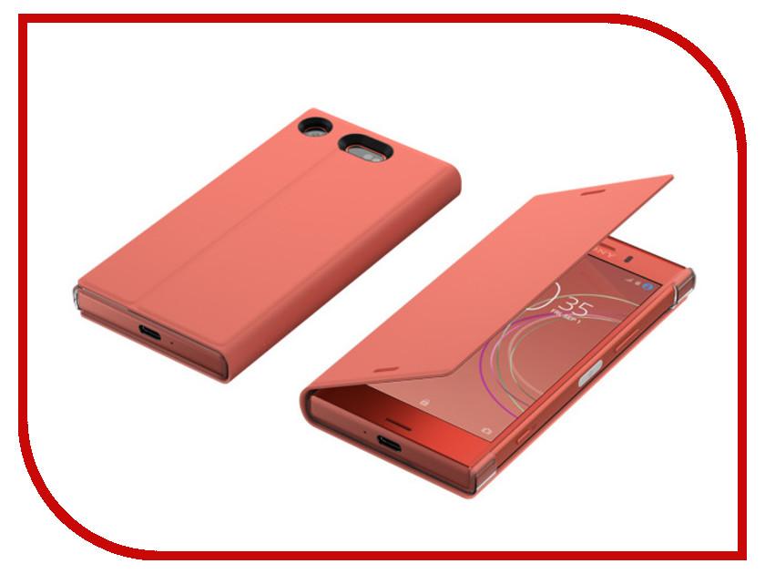 Аксессуар Чехол для Sony Xperia XZ1 Compact Pink SCSG60