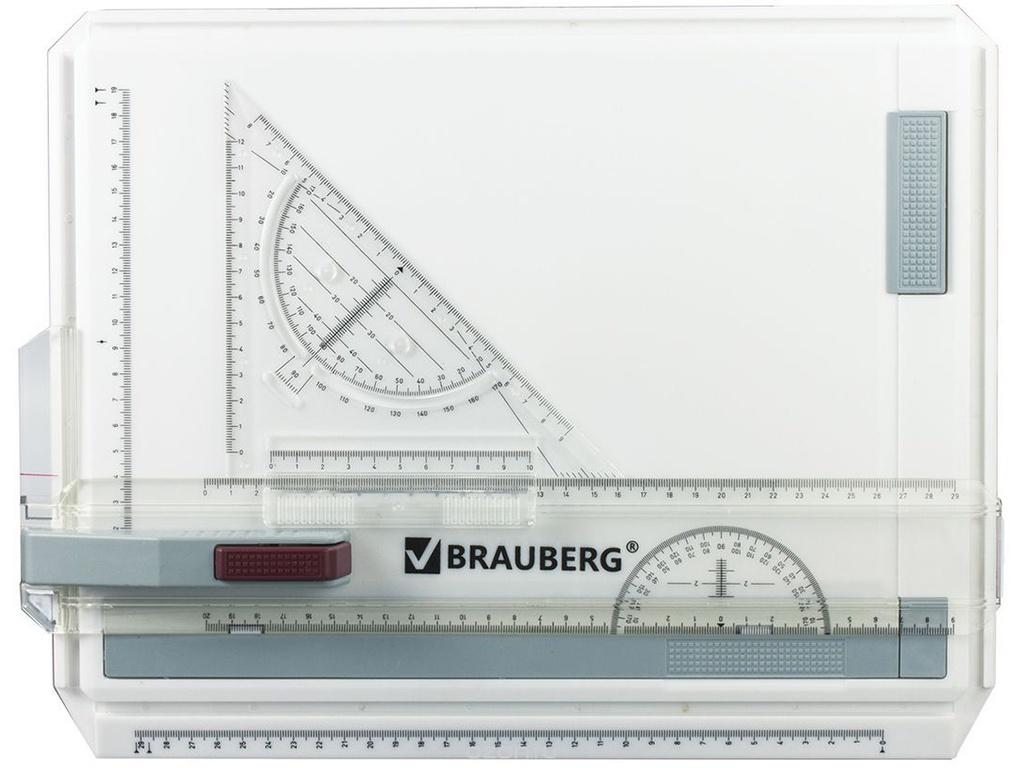 Доска чертежная Brauberg А3 210536