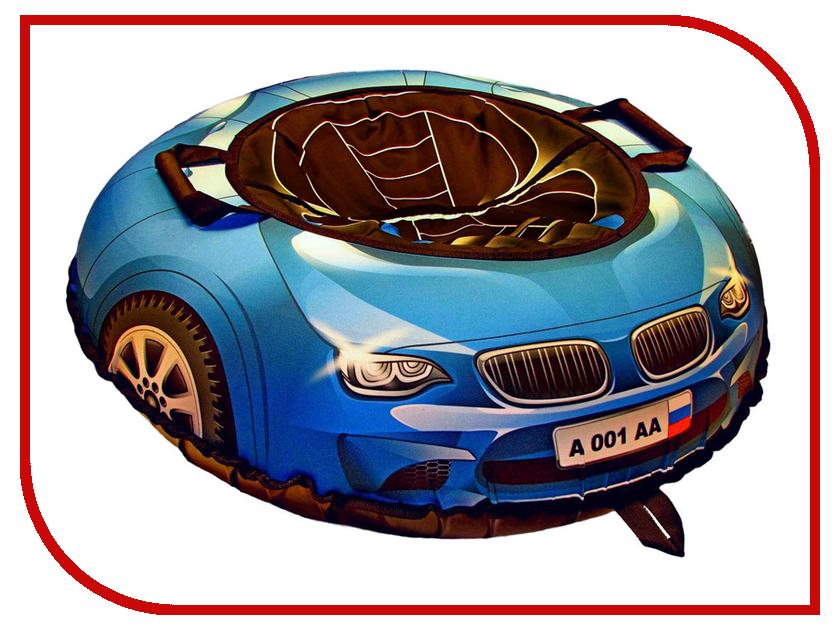 Тюбинг RT Super Car BMW 100см sincai shark fin style plastic decorative car antenna for bmw red