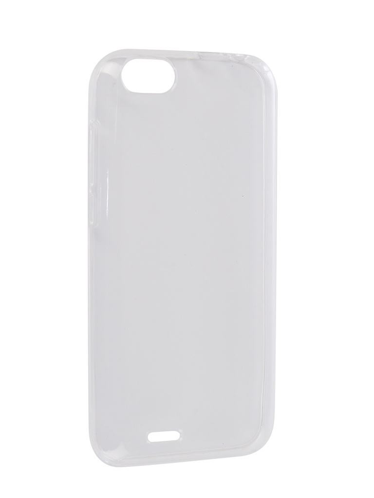 Аксессуар Чехол LuxCase для МТС Smart Light TPU Transparent 60034