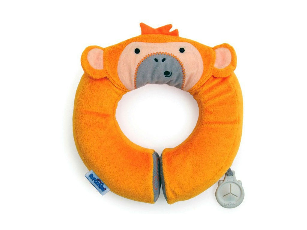 Подголовник Trunki Yondi Mylo Orange 0147-GB01