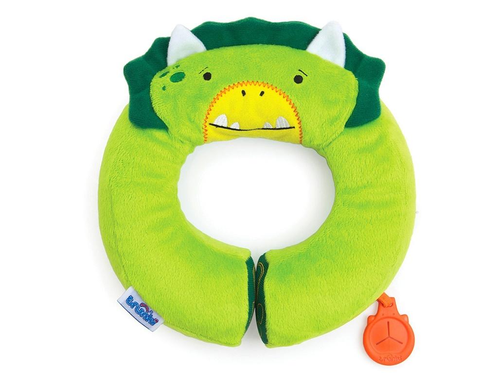Подголовник Trunki Yondi Dino Green 0144-GB01