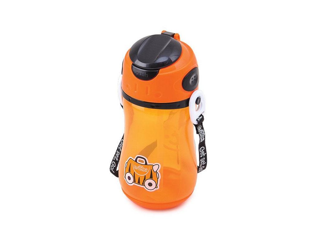 Бутылочка для воды Trunki Тигр 400ml 0298-GB01