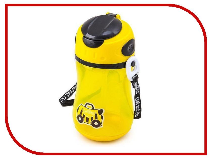 Бутылочка для воды Trunki Пчелка 400ml 0297-GB01 trunki рюкзак коралловая рыбка 0173 gb01