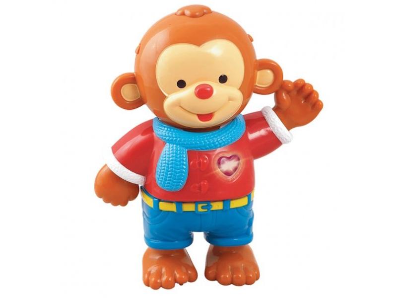 Игрушка Vtech Одень обезьянку 80-129626
