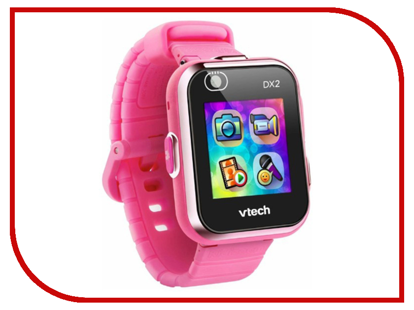 Vtech Kidizoom SmartWatch DX2 Pink 80-193853 electronics dx2 l2 24v relay integrated circuit