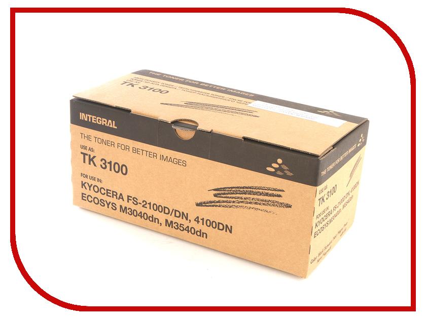 Интеграл Картридж Integral TK-3100C для Kyocera FS-2100D(N)/M3040dn