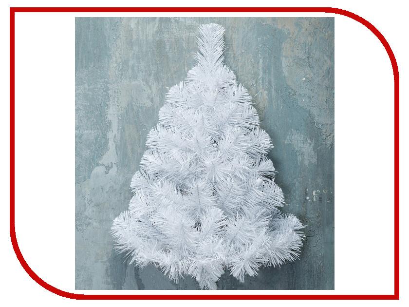 Сосна ЕлкиТорг Настенная 90cm White 106090 скульптура из дерева дед мороз 01