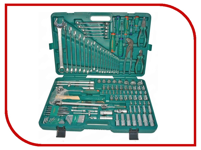 Набор инструмента Jonnesway S04H524127S набор инструмента hans 6617m