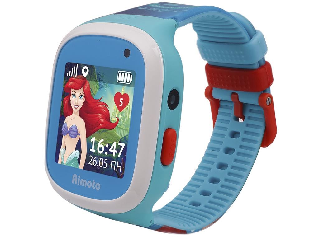 Кнопка жизни Aimoto Disney Принцесса Ariel 9301103