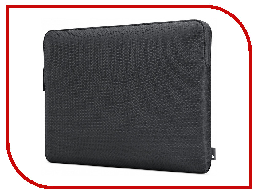 Аксессуар Чехол 13.0-inch Incase Slim Sleeve In Honeycomb Ripstop для APPLE MacBook Air Black INMB100388-BLK чехол incase slim sleeve in honeycomb ripstop для apple macbook pro 13 черный