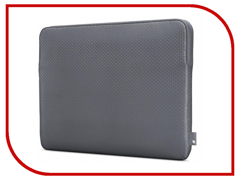 Аксессуар Чехол 13.0-inch Incase Slim Sleeve In Honeycomb Ripstop для APPLE MacBook Air Grey INMB100388-SPY чехол incase slim sleeve in honeycomb ripstop для apple macbook pro 13 черный