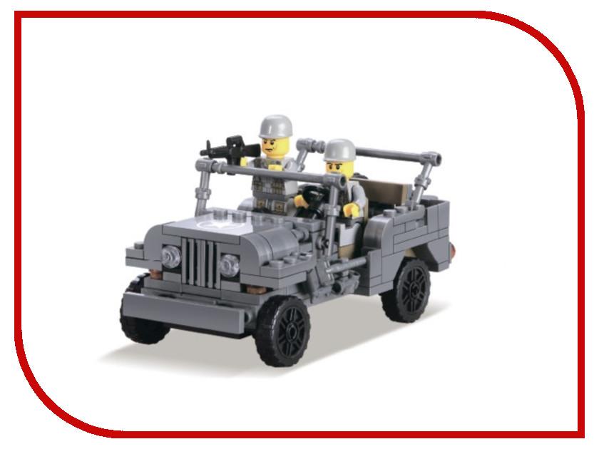 Конструктор Город игр BrickBattle GI-6745 199 дет. Джип