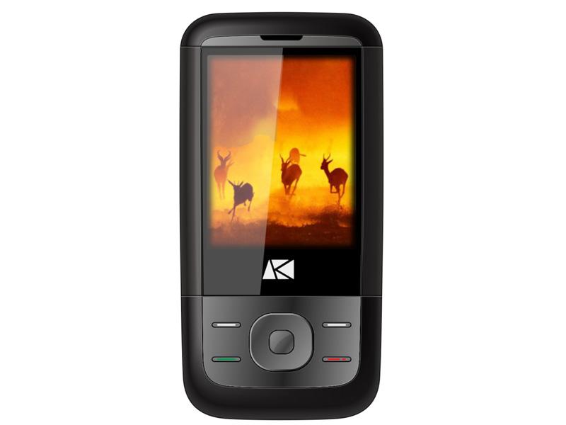 Сотовый телефон Ark Benefit V3 Black ark benefit m7 dual sim white