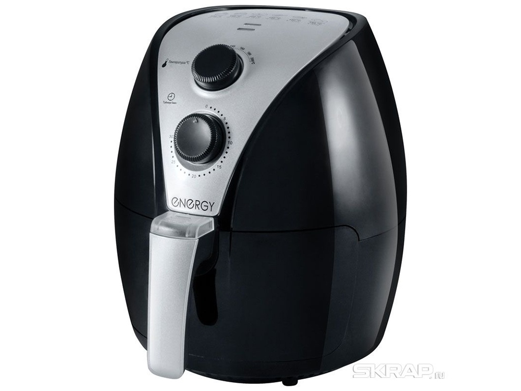 Мини печь Energy EN-288 Black-Silver