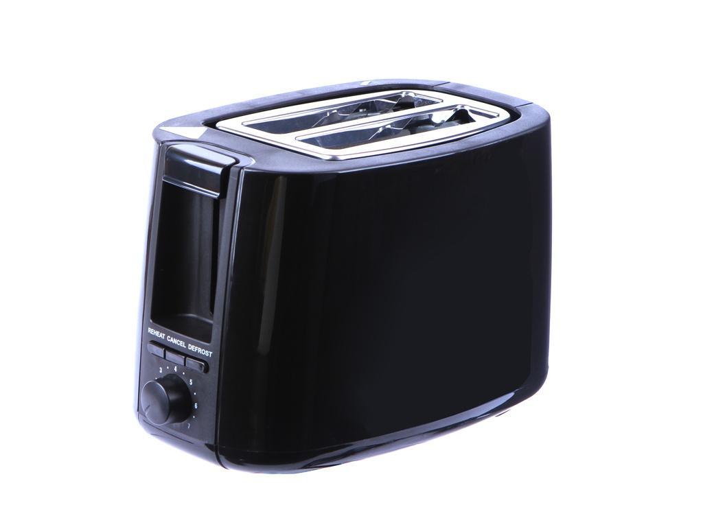 Тостер Vitek VT-7157 Black недорго, оригинальная цена