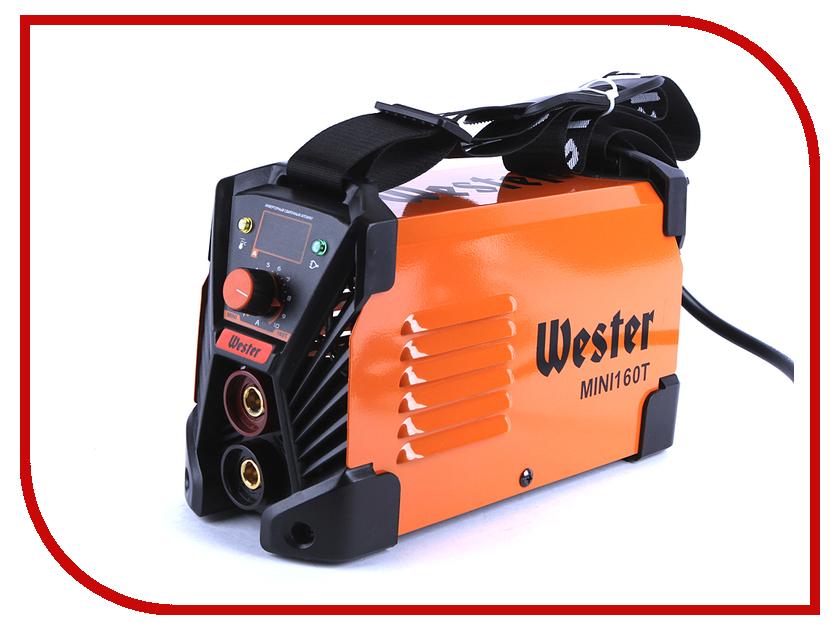 цена на Сварочный аппарат Wester MINI 160T