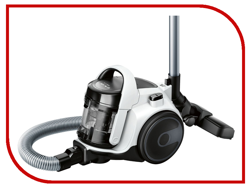 цена на Пылесос Bosch BGS 05A225 Black-White