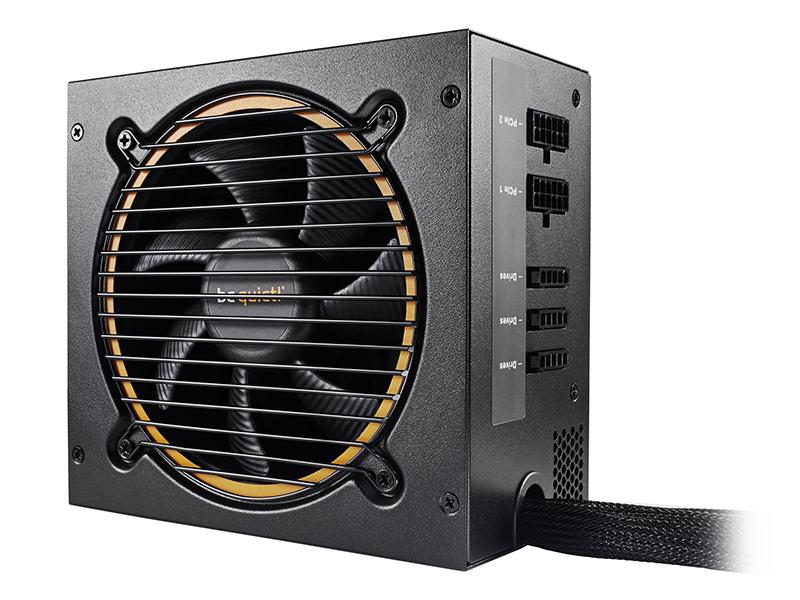 Блок питания Be Quiet Pure Power 11 CM 600W вентилятор be quiet pure wings 2 bl046 120mm