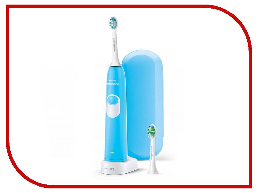 Зубная электрощетка Philips Sonicare 2 Light Blue HX6212/87 50pcs new uv germicidal sanitizer replacement bulb for philips sonicare hx6150 hx6160 hx7990 hx6972 hx6011 hx6711 hx6932 hx6921
