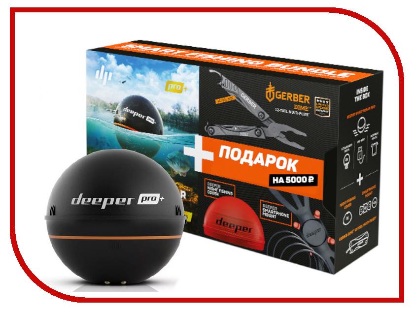 Эхолот Deeper Sonar Pro+ + на 5000 рублей