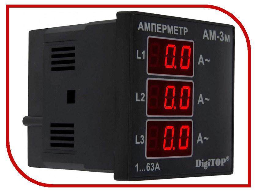 Амперметр Digitop АМ-3M амперметр digitop am 3m