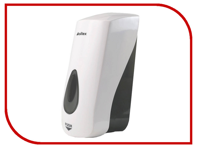 Дозатор Ksitex DD-1068A 1L White для средств дезинфекции household kitchen natto yogurt machine white 1l