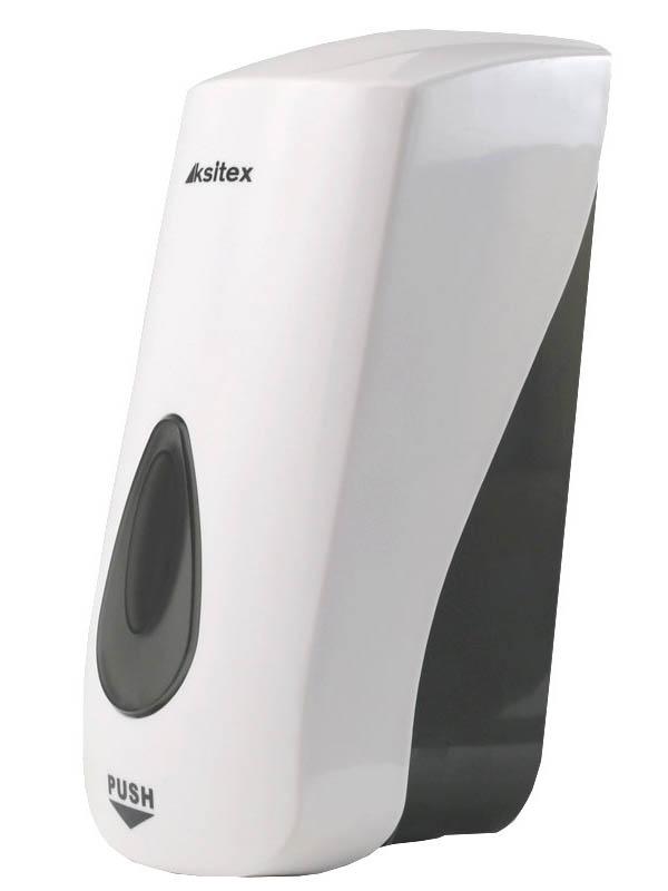 Диспенсер для средств дезинфекции Ksitex DD-1068A 1L White