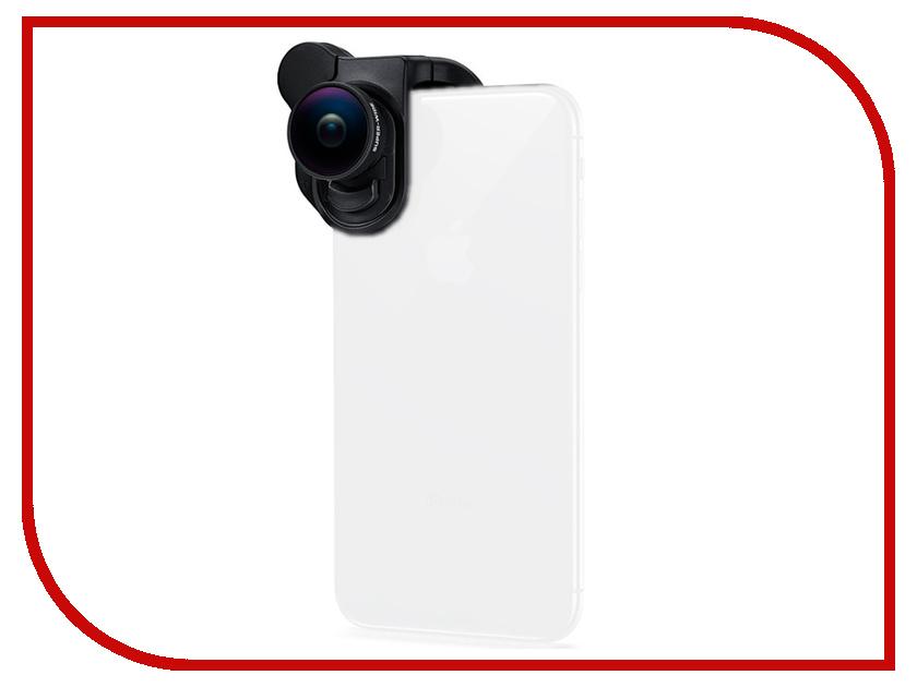 Аксессуар Объектив для APPLE iPhone X Olloclip Mobile Photography Box Set Black OC-0000257 аксессуар объектив olloclip core lens set для iphone 7 7 plus oc 0000216 eu black