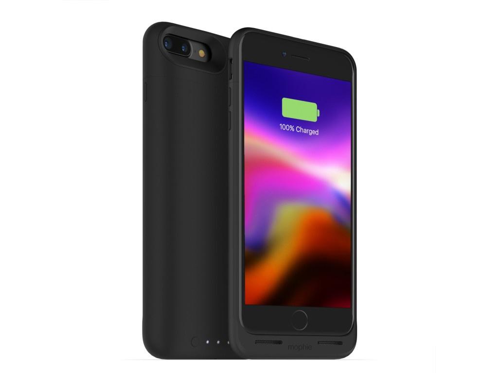 Аксессуар Чехол-аккумулятор для APPLE iPhone 7 Plus Mophie Juice Pack Air Black 2420mAh 3972 цены