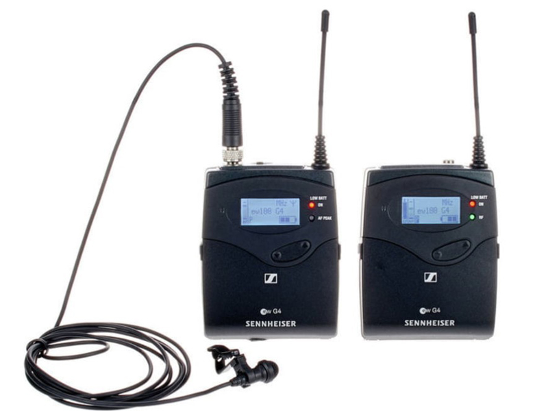 цена на Радиосистема Sennheiser EW 112P G4-A1