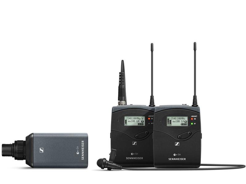 купить Радиосистема Sennheiser EW 100 ENG G4-A1 по цене 60699 рублей