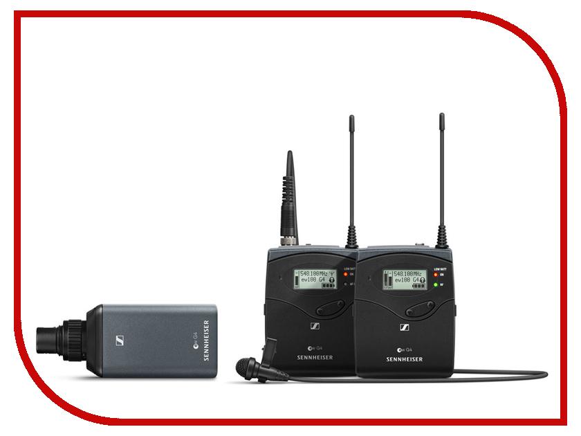 Радиосистема Sennheiser EW 100 ENG G4-A радиосистема sennheiser ew d1 935 h eu
