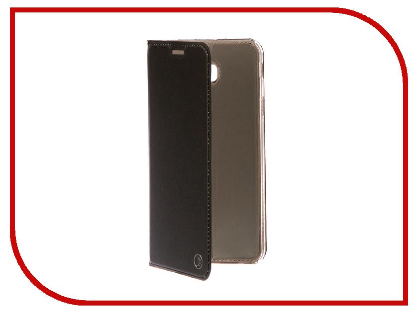 Аксессуар Чехол-книжка для Samsung Galaxy J4 Plus 2018 DYP Casual Wallet Black DYPCR00200 аксессуар