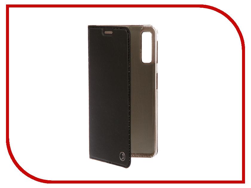 Аксессуар Чехол-книжка для Samsung Galaxy A7 2018 DYP Casual Wallet Black DYPCR00202