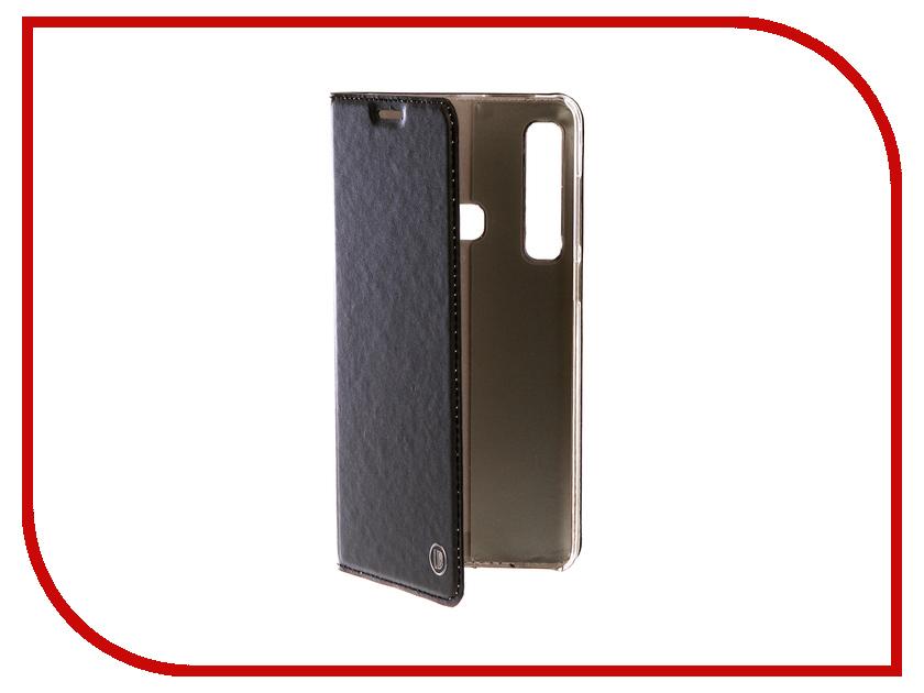 Аксессуар Чехол-книжка для Samsung Galaxy A9 2018 DYP Casual Wallet Black DYPCR00203