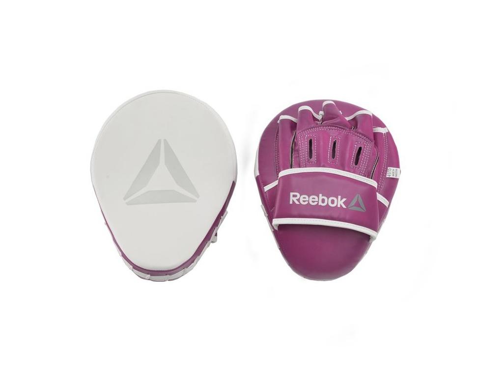 Лапы боксерские Reebok Retail Hook and Jab Pads Purple RSCB-11150PL
