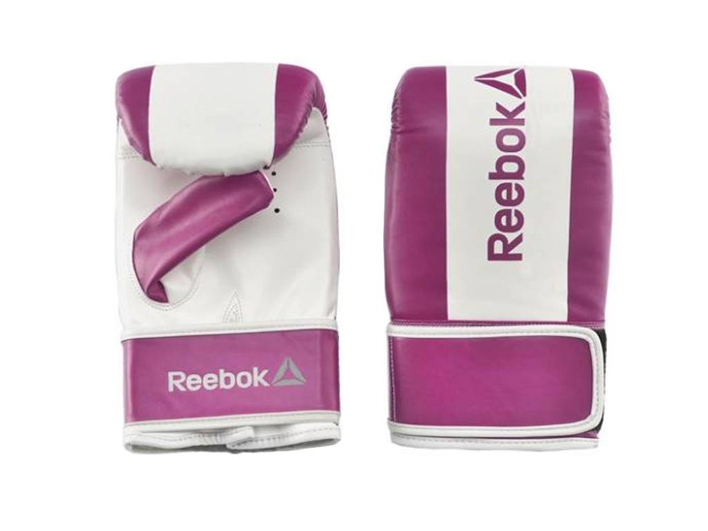 Перчатки боксерские Reebok Retail Boxing Mitts Purple RSCB-11130PL