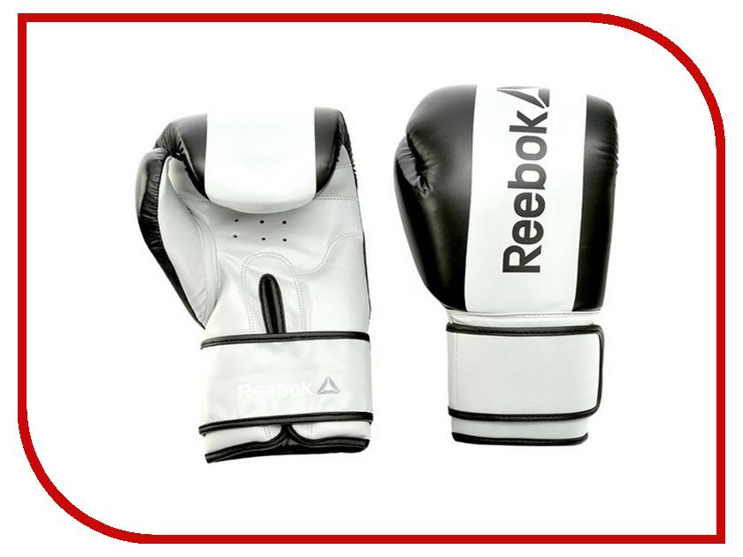 Перчатки боксерские Reebok Retail 14 oz Boxing Gloves Black RSCB-11114BK commando outdoor climbing half finger gloves tactical combat tactical black hawk riding fitness boxing gloves