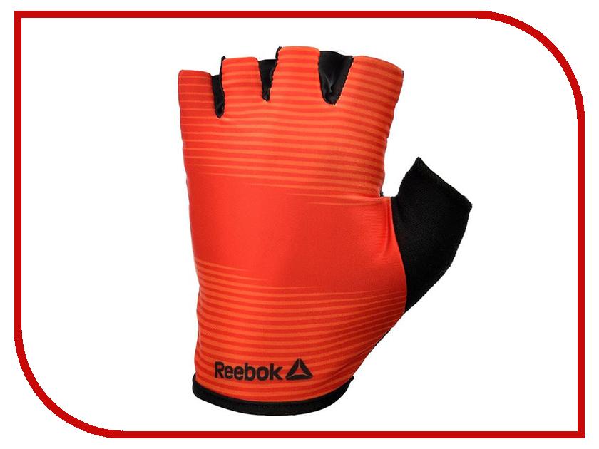 Перчатки тренировочные Reebok размер L Red RAGB-11236RD перчатки мма everlast перчатки тренировочные prime mma l xl