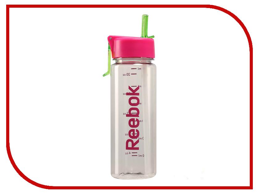 Бутылка Reebok 650ml Pink RABT-P65TPKEBOK