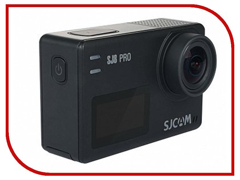 Экшн-камера SJCAM SJ8 Pro Black prolike 4k plac001bk black экшн камера