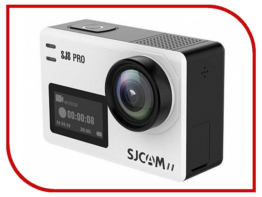 Экшн-камера SJCAM SJ8 Pro White экшн камера sjcam m20