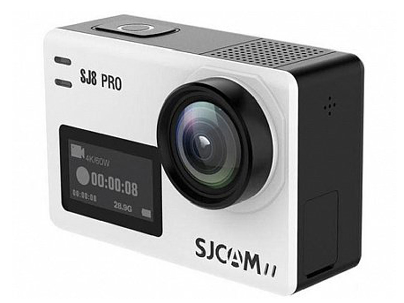 Экшн-камера SJCAM SJ8 Pro White экшн камера sjcam sj8 pro черная