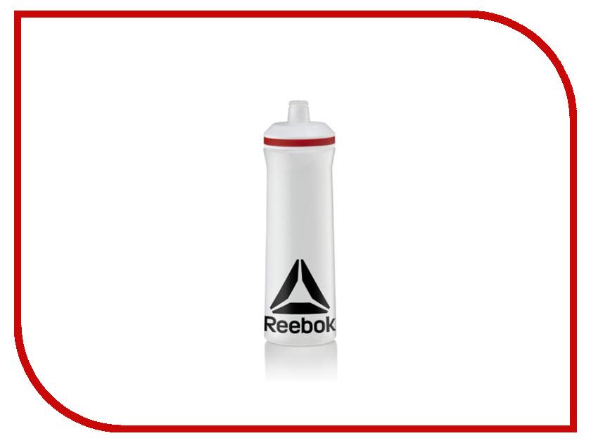 все цены на Бутылка Reebok 750ml White-Red RABT-12005CLRD