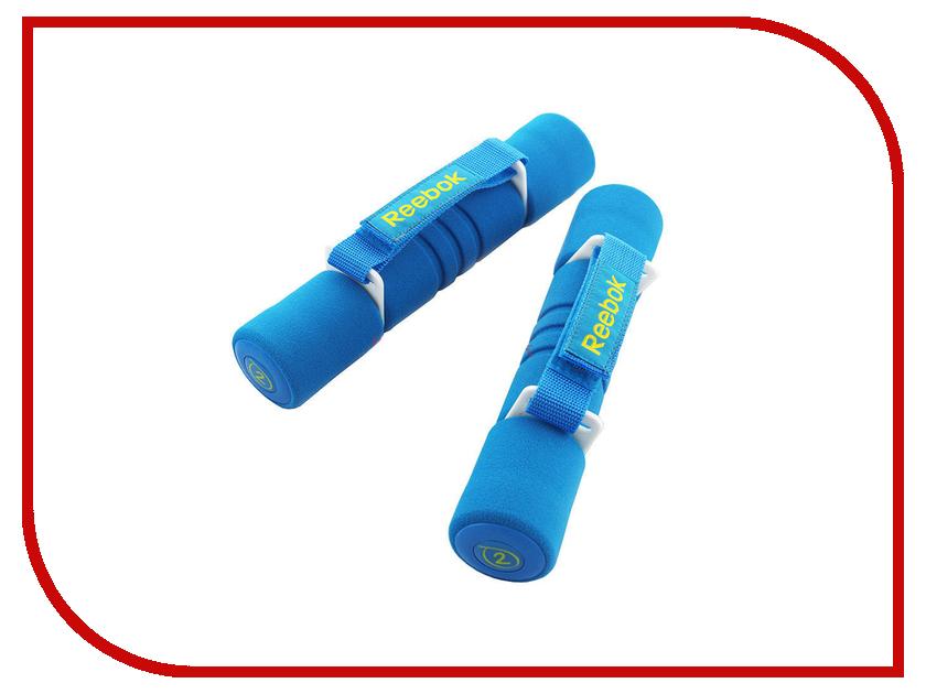 Гантели Reebok RAWT-11062CY 2x2kg Light Blue цена 2017