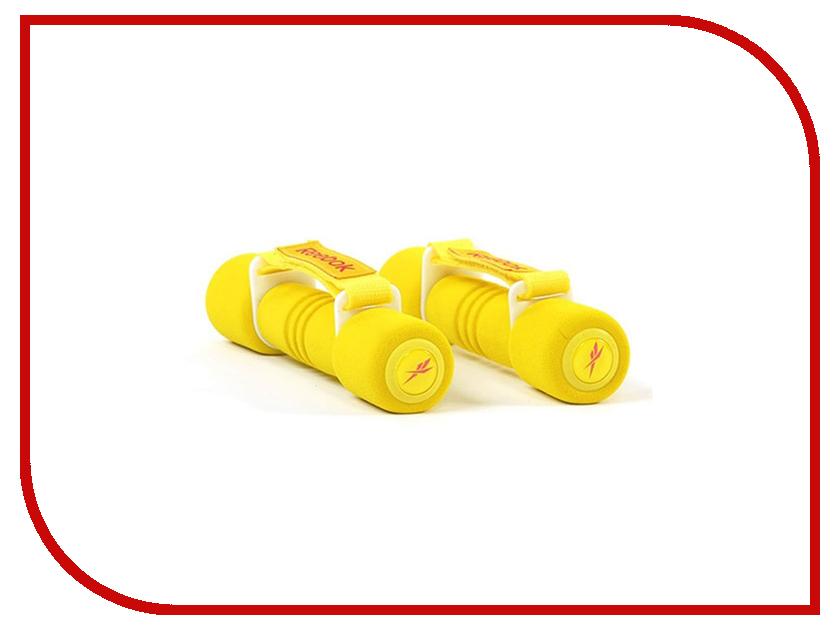 Гантели Reebok RAWT-11061YL 2x1kgг Yellow цена 2017