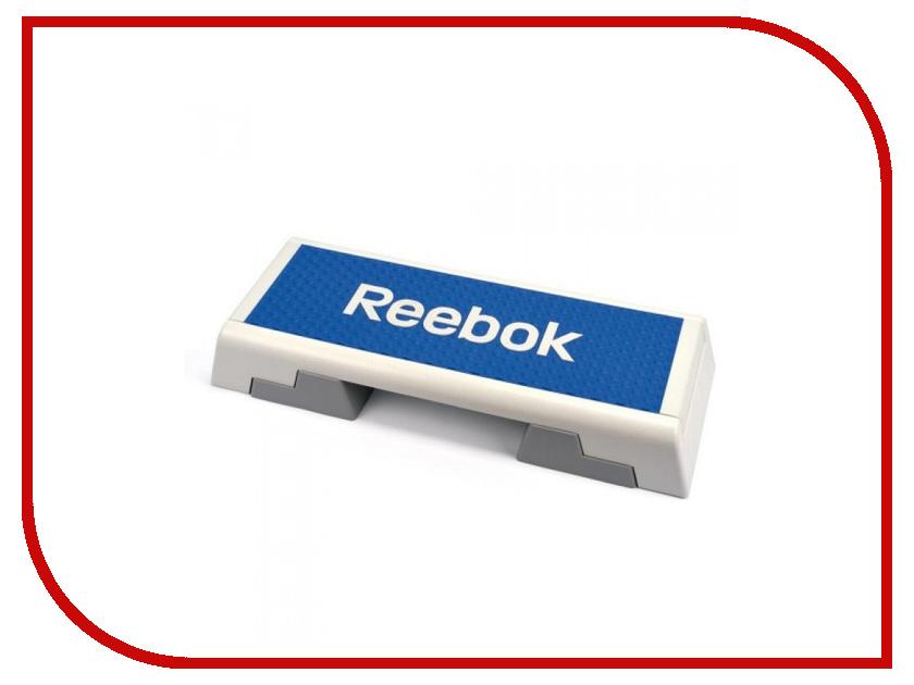 Степ платформа Reebok Step Blue RAEL-11150BL степ платформа aerofit ft stp 560