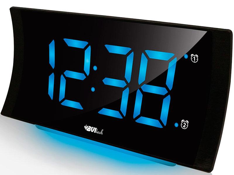 Часы BVItech BV-432BKS Blue-Black